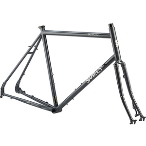 2018 Disctrucker Frame Gray