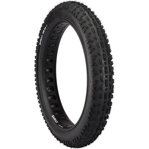 "Surly Bud 26""X4.8"" 120 tpi Folding Tire 앞바퀴 전용 타이어"